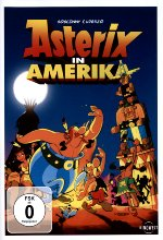 Asterix - In Amerika DVD-Cover