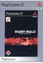 Silent Hill 2 - Director's Cut Cover
