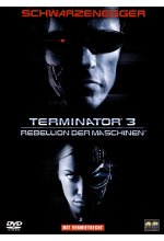 Terminator 3 - Rebellion der Maschinen DVD-Cover