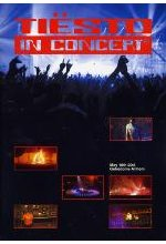 Tiesto - In Concert  [2 DVDs] DVD-Cover