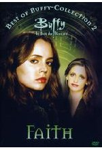 Buffy - Best of Faith DVD-Cover