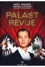 Max Raabe & Palast Orchester - Palast Revue DVD-Cover
