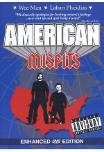 American Misfits DVD-Cover