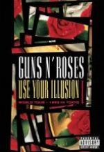 Guns N' Roses - Use Your Illusion 1 DVD-Cover