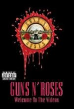 Guns N' Roses - Welcome To The Videos DVD-Cover