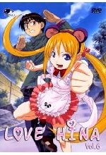 Love Hina Vol.6 - Episode 21-24 DVD-Cover