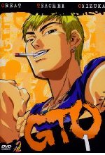 GTO - Great Teacher Onizuka 1 - Episode 01-04 DVD-Cover