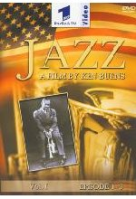 Jazz - A Film by Ken Burns Vol. 1 DVD-Cover