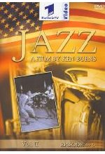 Jazz - A Film by Ken Burns Vol. 2 DVD-Cover