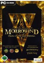 The Elder Scrolls III: Morrowind (Game of the Year Edition) Cover