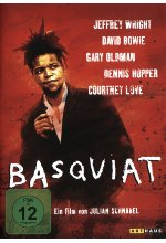 Basquiat DVD-Cover