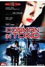 Conman in Tokio DVD-Cover