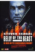 Belly of the Beast - Uncut Edition DVD-Cover