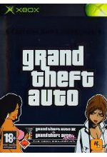 Grand Theft Auto Doublepack: GTA 3 + Vice City Cover
