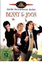Benny & Joon DVD-Cover
