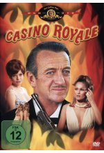Casino Royale DVD-Cover