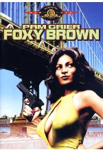 Foxy Brown DVD-Cover