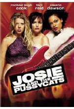 Josie and the Pussycats DVD-Cover