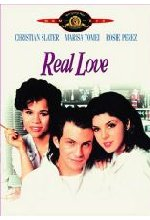Real Love DVD-Cover