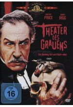 Theater des Grauens DVD-Cover