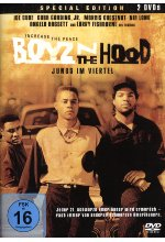 Boyz N the Hood - Jungs im Viertel  [SE] [2DVDs] DVD-Cover