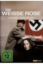 Die weisse Rose DVD-Cover