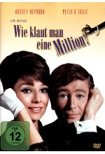 Wie klaut man eine Million? DVD-Cover