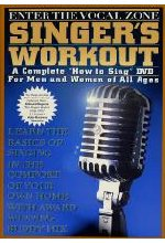 Singer's Workout DVD-Cover