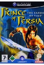 Prince of Persia - The Sands of Time Cover