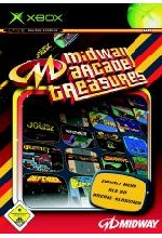 Midway's Arcade Treasure Cover
