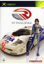 R Racing Cover