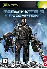 Terminator 3 - The Redemption Cover