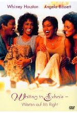Waiting to Exhale - Warten auf Mr. Right DVD-Cover