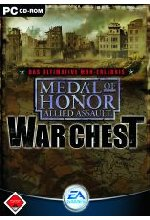 Medal of Honor - Allied Assault War Chest Cover