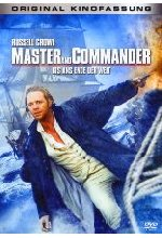 Master & Commander DVD-Cover