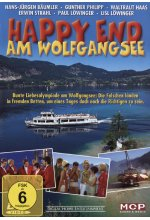Happy End am Wolfgangsee DVD-Cover