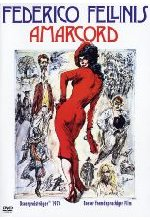 Amarcord DVD-Cover
