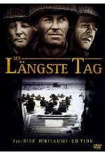 Der längste Tag - Jubiläums Edition  [2 DVDs] DVD-Cover
