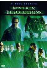 Matrix Revolutions  [2 DVDs] DVD-Cover