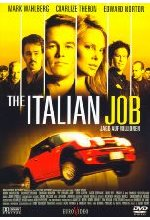 The Italian Job - Jagd auf Millionen DVD-Cover