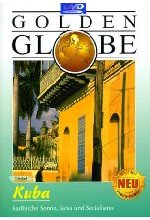 Kuba - Golden Globe DVD-Cover