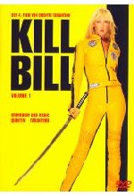 Kill Bill: Volume 1 DVD-Cover