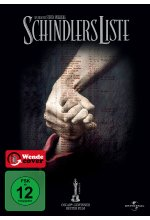 Schindlers Liste  [2 DVDs] DVD-Cover