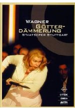 Richard Wagner - Götterdämmerung  [2 DVDs] DVD-Cover