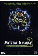 Mortal Kombat 2 - Annihilation DVD-Cover