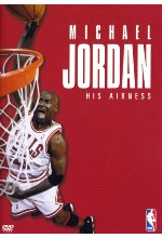 Michael Jordan - His Airness DVD-Cover