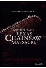 Michael Bay's Texas Chainsaw Massacre DVD-Cover
