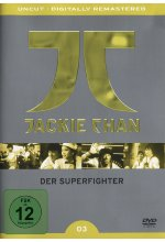 Jackie Chan - Superfighter 1  [CE] DVD-Cover