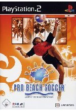 Pro Beach Soccer Cover