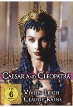 Caesar and Cleopatra DVD-Cover